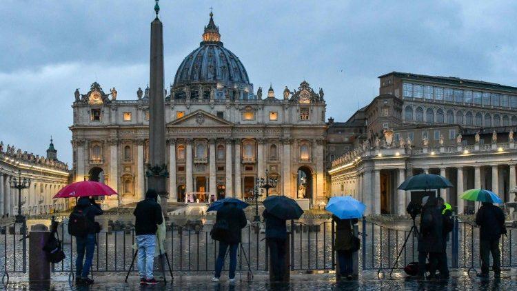 Pesan Paus Fransiskus: Berkomunikasi dengan Bertemu Orang-orang Sebagaimana Adanya