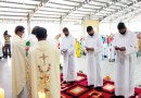 Tahbisan Diakon CMF Di Paroki Santo Mikhael Tanjungbalai