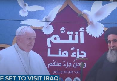 Paus Fransiskus Kunjungi Irak Wujudkan Mimpi Paus St. Yohanes Paulus II