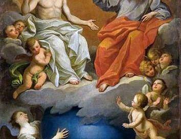 Merayakan Hari Raya Tritunggal Maha Kudus