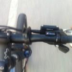 S kolesom na vlak