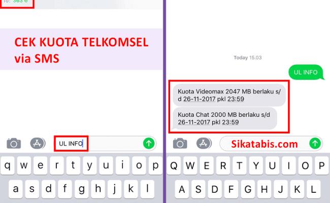 Cek Kuota Simpati Loop Cara Cek Kuota Paket Internet Dokter Andalan