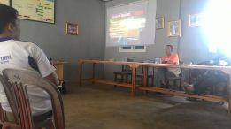 Evaluasi Program Pilot Desa Wisata Way Kalam, 20 Maret 2016.