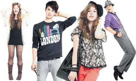Fashion Among Teenagers  komxriaz