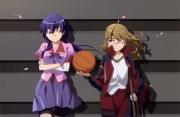2girls ball bandage basketball