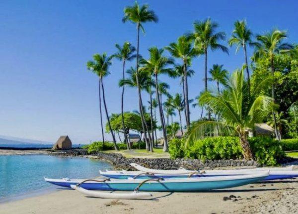 2021 Kona's Best Beaches