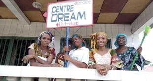 Le centre DREAM de Dubréka est une des 4 unités en activité en Guinée pour le dépistage et l'assistance des malades infectés par le VIH. Photo Sant'Egidio Conakry