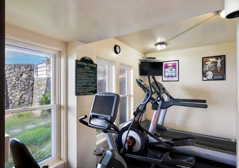 Exercise Room w/View