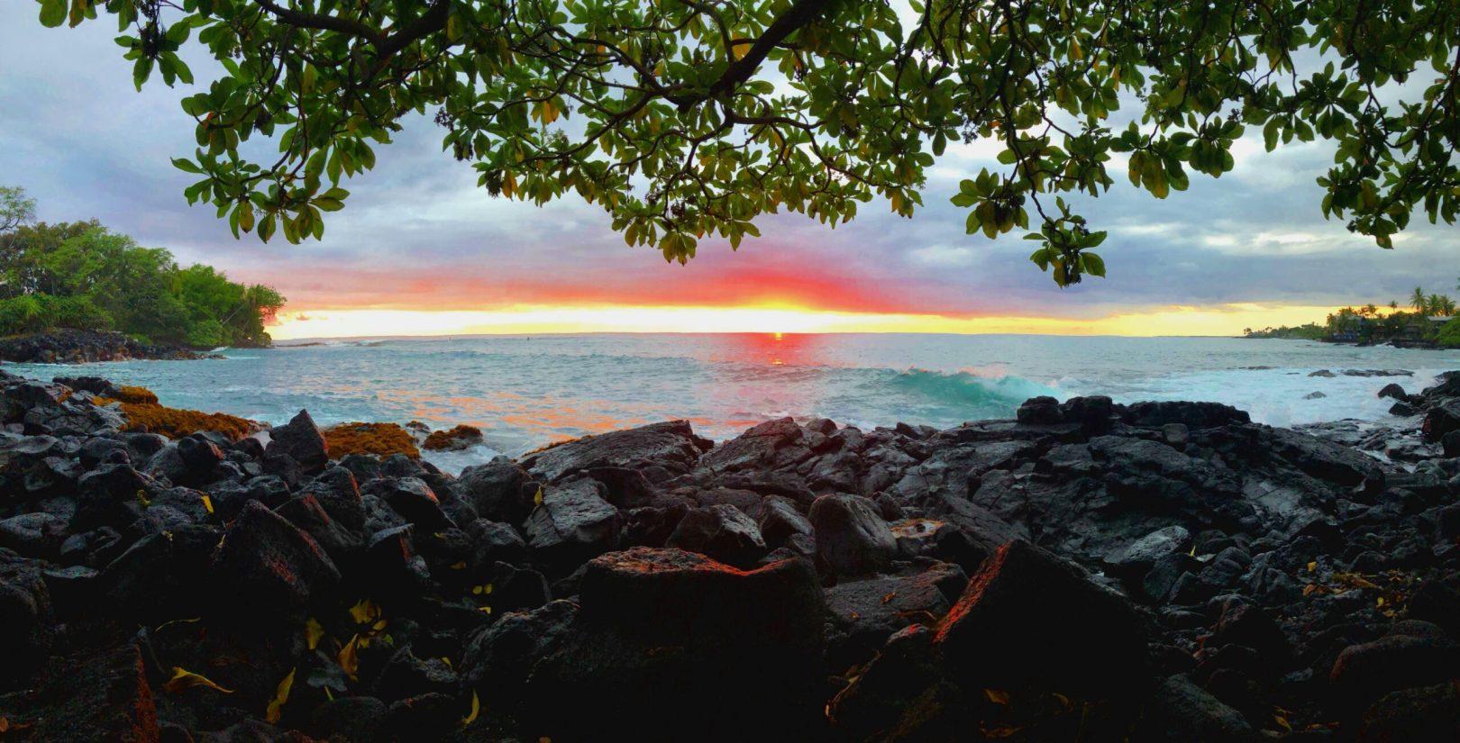 Hawaii Is Open and Kona Is Calling.