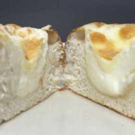 コンビニパンだ_なめらかチーズクリームブール【セブンイレブン】中身05