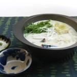 EAトCO Nabe クッキングレシピ Vol.02「豆腐なべ」