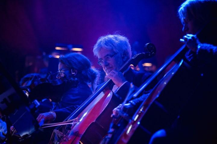 Medina og Tivolis Symfoniorkester Rod Clemen