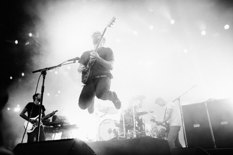 Foals at Roskilde Festival 2016 #rf16