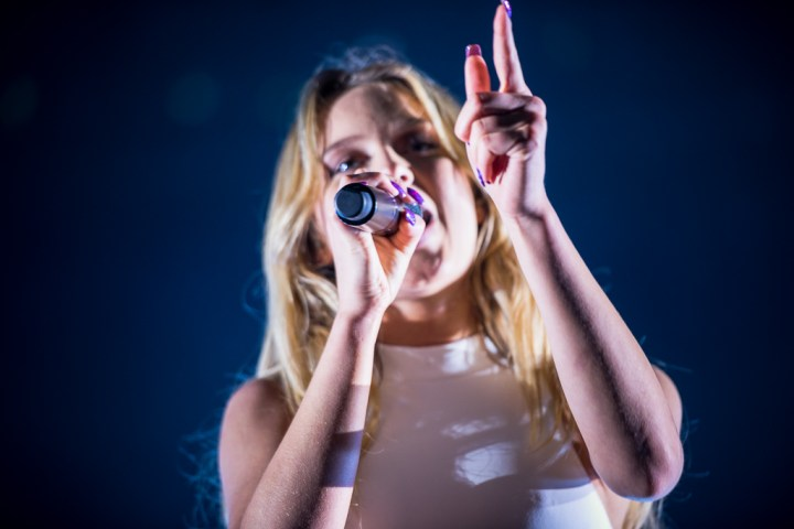 Zara Larsson at Smukfest 2017