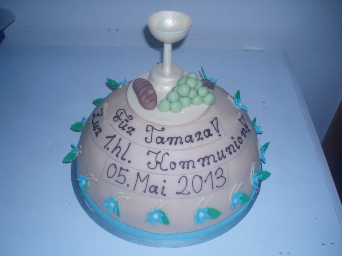 Kuchen Dekoration Kommunion Kommunion Kuchen Bilder