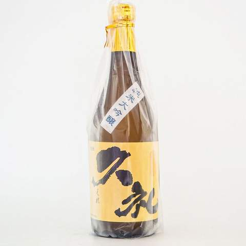 久礼 純米大吟醸酒