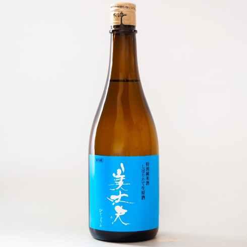 美丈夫 特別純米酒 しぼりたて生原酒 720mL