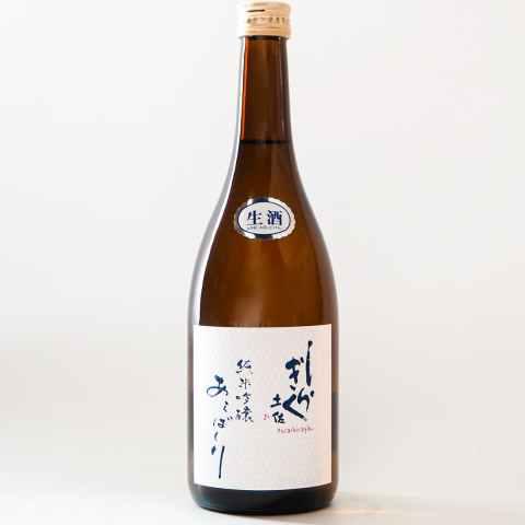 土佐しらぎく 純米吟醸 あらばしり 生酒 720mL
