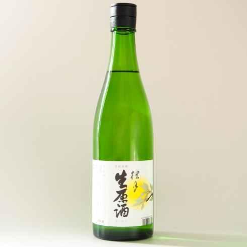 【冬季限定】桂月 蔵出し生原酒 720mL