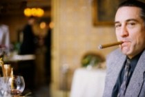 thumbs_bob de niro smoking cigar