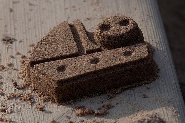 Dlaczego nie robię babek w piaskownicy Image