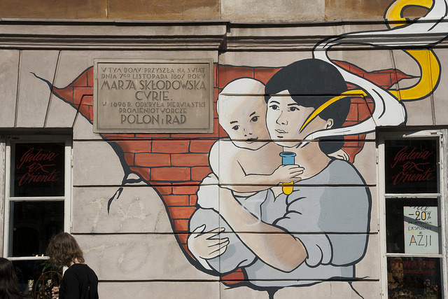 Matki świata — Maria Skłodowska-Curie Image