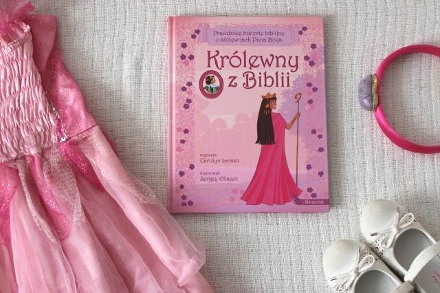 Królewny z Biblii — ciekawa książka dla dziewczynki Image