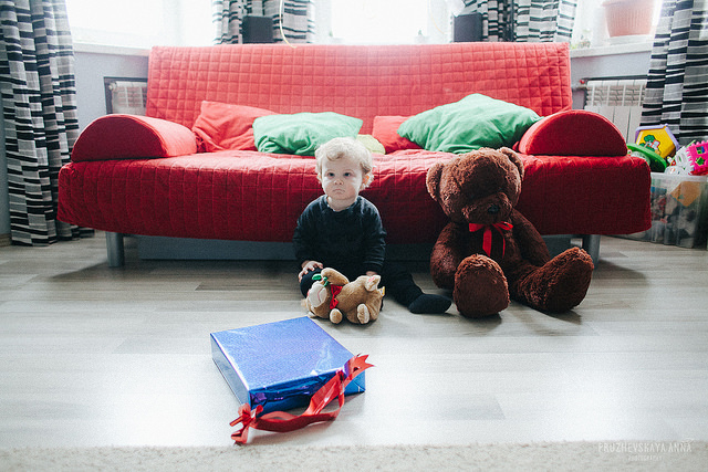 Kiedy dziecko może zostać samo w domu Image