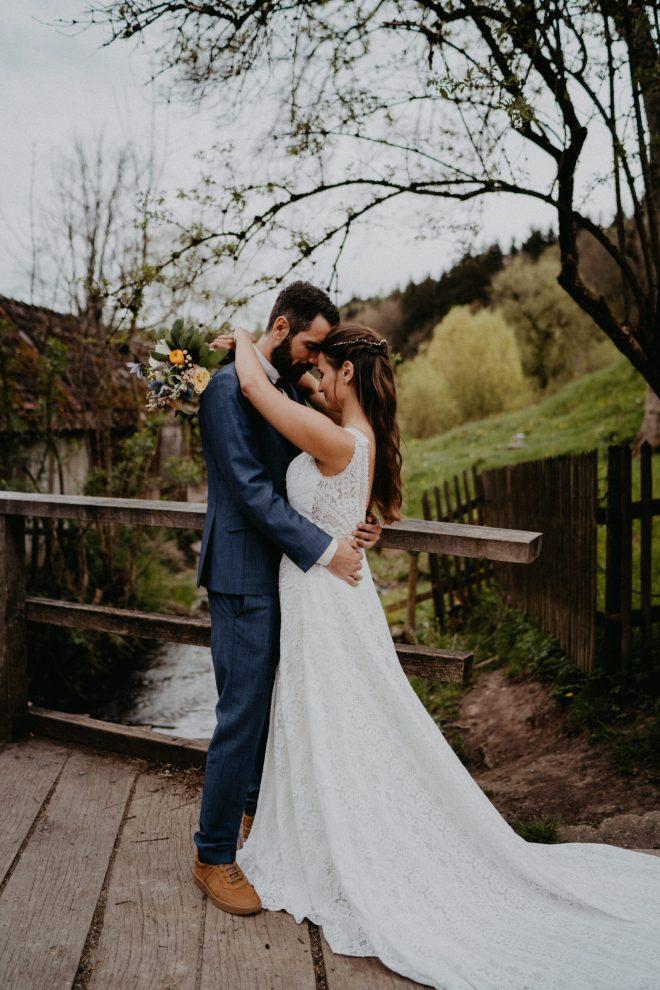nachhaltige Hochzeit als Styled Shoot