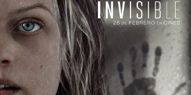 El hombre invisible / No es una cinta de monstruos, es una cinta de acoso.