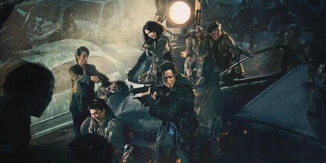 Estación Zombie 2 Peninsula / El universo de Tren a Busan.