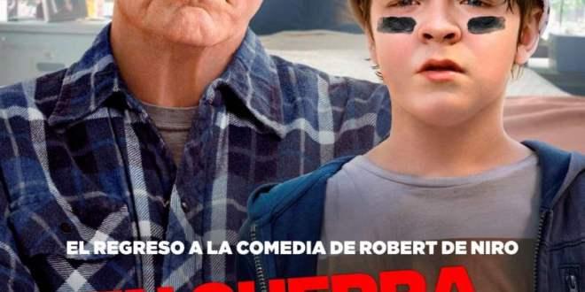 En guerra con mi abuelo, el regreso a la comedia de Robert De Niro