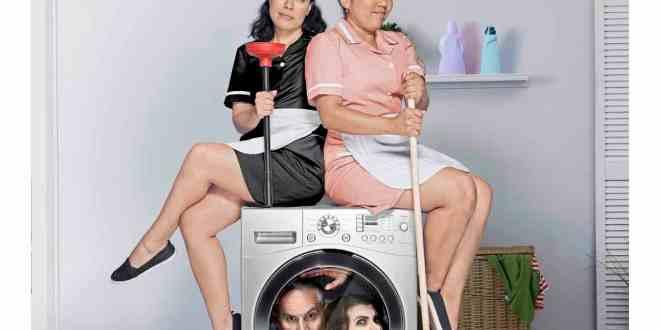 Los trapos Sucios se lavan en casa comedia a la mexicana.