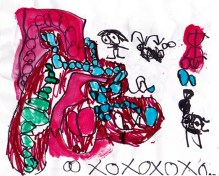 """""""Infinity Puzzle"""" by Max, age 5"""