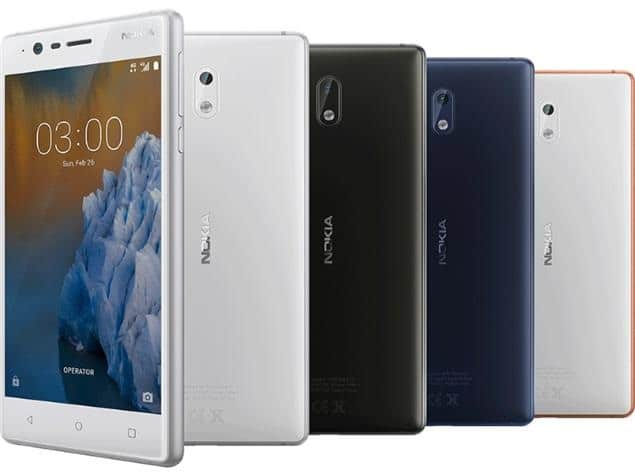 Nokia 3 Smartphone - Price, Full Specifications & Features
