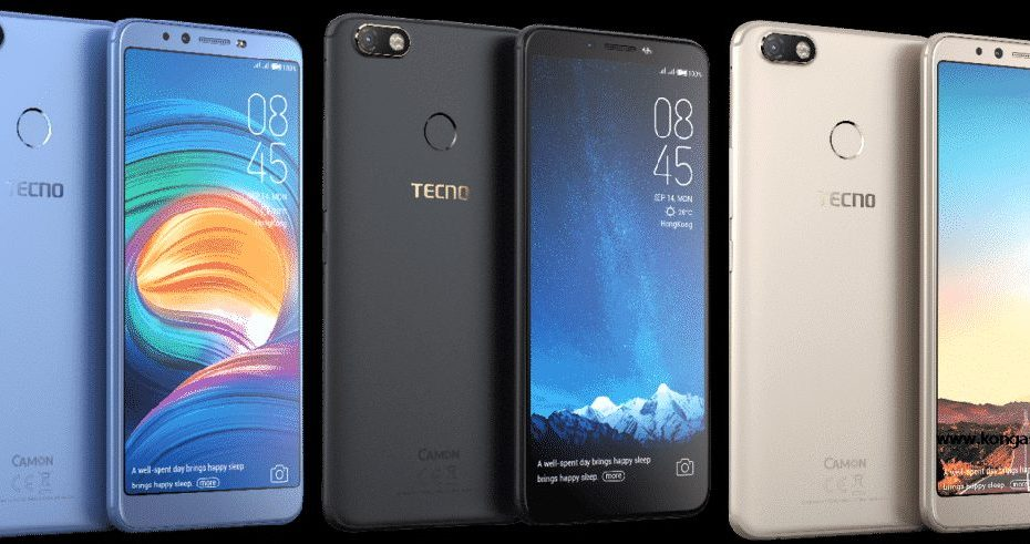 Tecno Camon X Review - Full Phone Specifications and Price in Nigeria