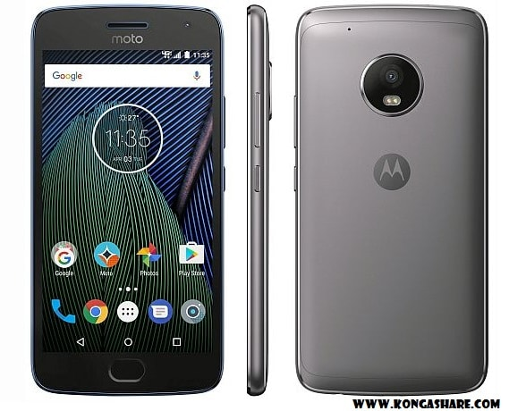Motorola Moto G5 Plus XT1685 - Phone specifications ... - Kongashare