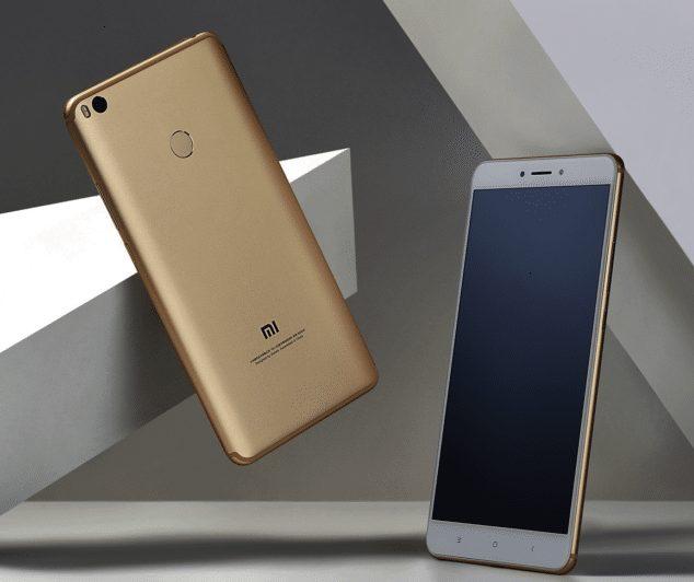 kongashare.com Xiaomi Max 2 phone