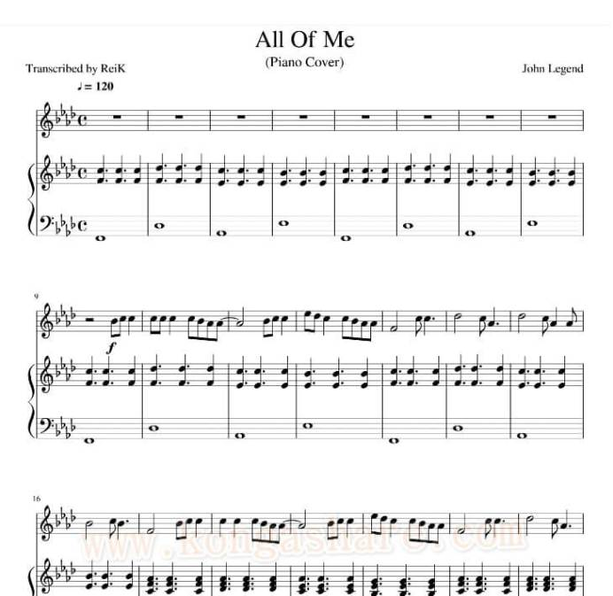 Download All Of Me Piano Music Sheet By John Legend pdf_kongashare.com_mmn-min