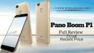 Pano Boom P1 kongashare