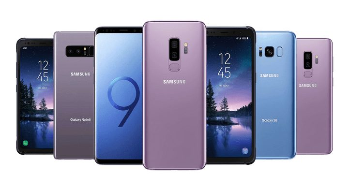 Best Samsung Galaxy Phones & Price List 2018