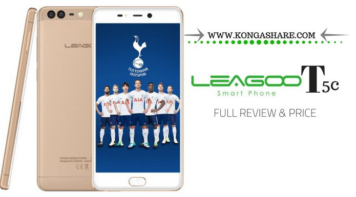 leagoo t5c review