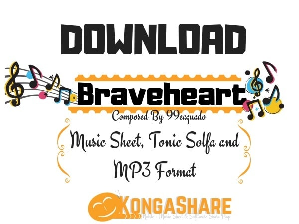 Download Braveheart Violin Sheet Music - Piano