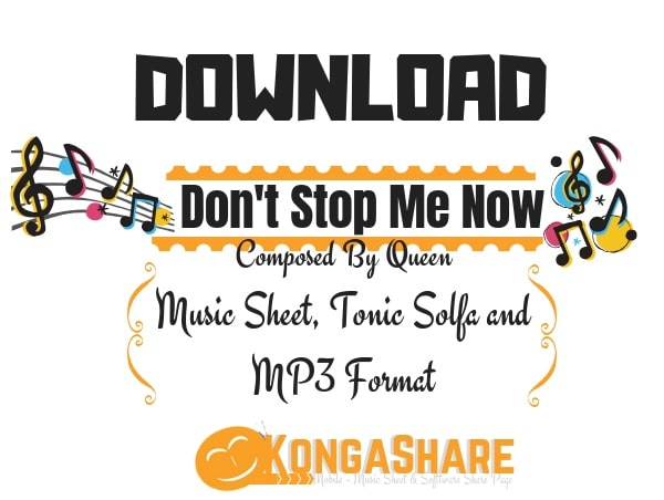 Download Dont Stop Me Now Sheet Music By Queen kongashare.com..m-min.jpg