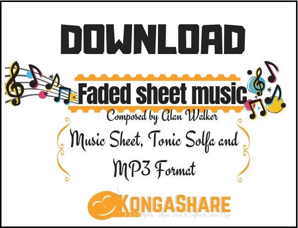 Faded sheet music in PDF and MP3_ kongashare.com_m.jpg