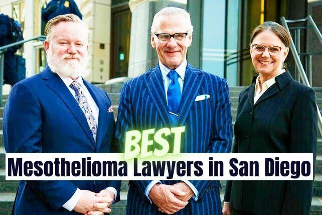 Best Asbestos Mesothelioma Lawyers In San Diego