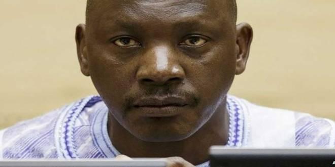 Thomas Lubanga, ancien prisonnier de la CPI.
