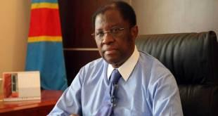 Impoli de la République, Alexis THAMBWE-MWAMBA, président du Sénat de la RDC.