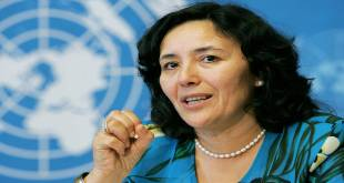 Leila Zerrougui, Cheffe de la Monusco en RDC.