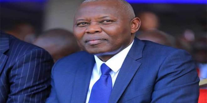 Vital Kamerhe Lwa Kanyiginyi, Dircab du President de la RDC, accusé de détournement des fonds publics.
